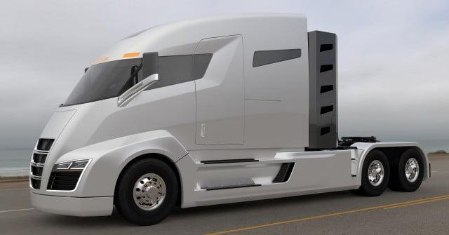 6 - کامیونهای خودران در راه هستند!