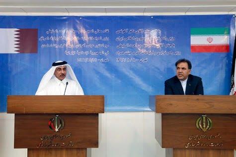 تأکید بر هدفگذاری در کریدور ایران- قطر