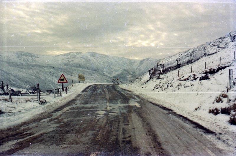 11 1 - با سردترین جادههای دنیا آشنا شوید