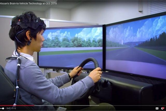 فناوری مغز-به-خودرو به زودی در محصولات نیسان!