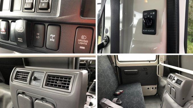 معرفی کامیونت هینو 300 مدل 2018