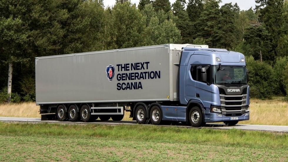 3 4 - نسل جدید کشندههای اسکانیا با مصرف سوختی کمتر و کمتر!
