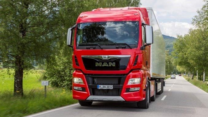 مشارکت مان و سولرا برای دیجیتالی کردن کامیونهای آینده