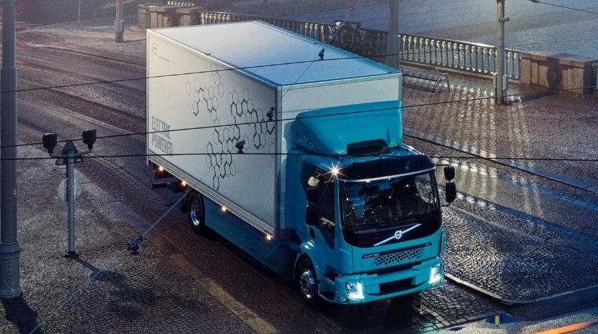 مزایای کامیون های برقی