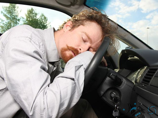 چگونه از خستگی و خوابآلودگی رانندگان جلوگیری کنیم