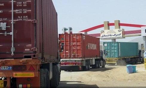 تعرفه حق توقف کامیونهای ایرانی و خارجی برای تخلیه و بارگیری