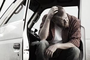 Driver Depression  - روشهای غلبه بر افسردگی برای رانندگان