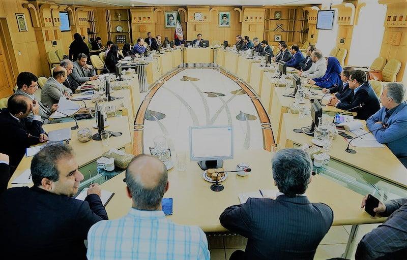 نشست شورایعالی هماهنگی ترابری کشور