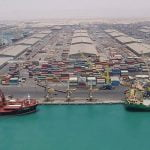 چابهار سهم 20درصدی در واردات کالاهای اساسی کشور دارد