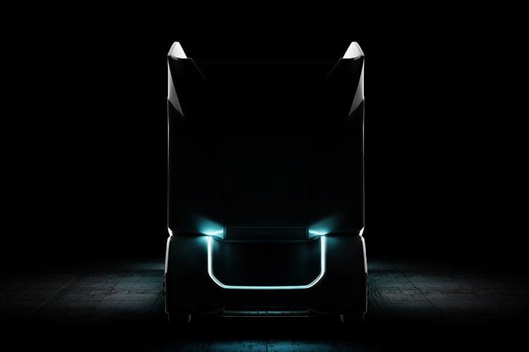 نسل جدید کامیونهای برقی
