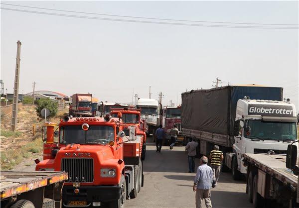 خرید و فروش اطلاعات حمل و نقل و دلالی دربازار کامیون داران