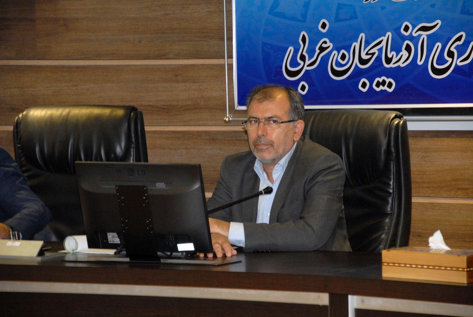 مدیرکل جدید راهداری آذربایجان غربی