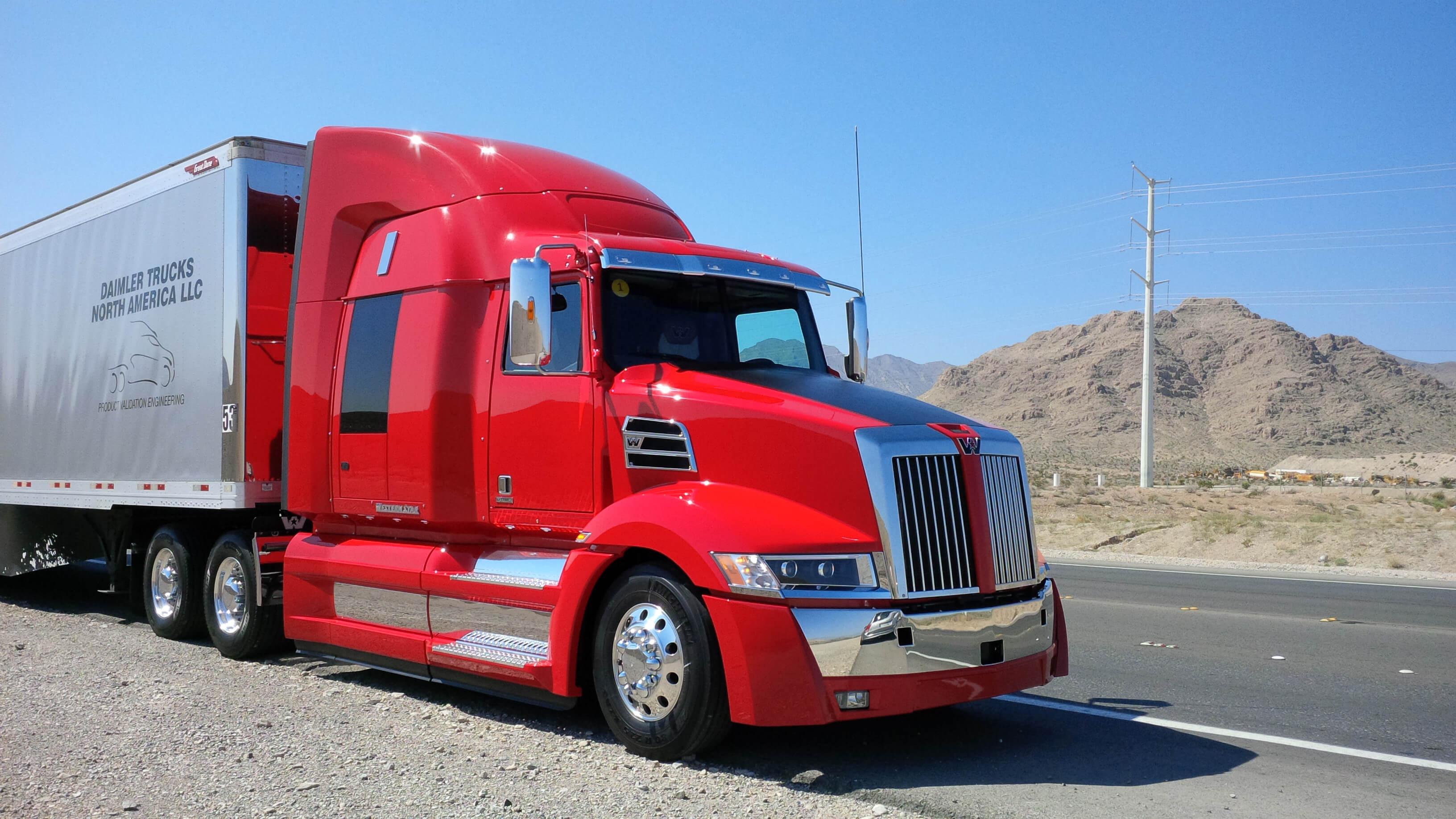 مهاجرت رانندگان کامیون به کانادا