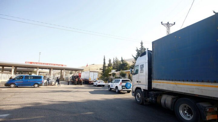 مقررات حمل کالای وارداتی به صورت جادهای در ایران