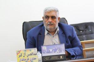 توزيع هزار و صد حلقه لاستيك بين كاميون داران استان خوزستان-آسان بار-آسان پديا