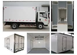 کامیون یخچالی و حمل بار با آن
