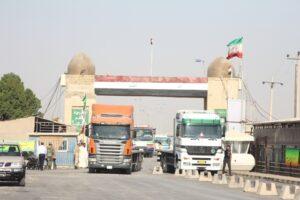 محدودیت های تردد کامیون ها در ایام اربعین