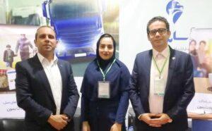 آسان بار-آسان پدیا-آسان بار در نمایشگاه استارت آپ ها و تکنولوژی اصفهان-محمد حسینی