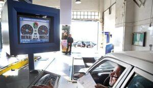 معاینه فنی خودروهای سنگین