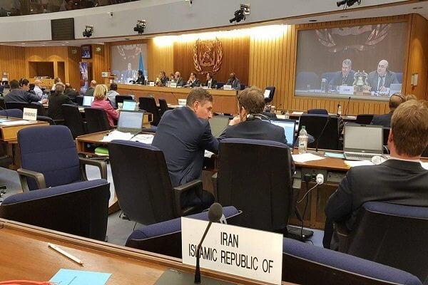 اجلاس ۱۲۱ شورای سازمان بینالمللی دریانوردی با شرکت ایران-آسان بار-آسان پدیا