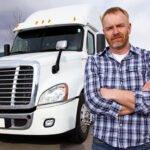 بهبود شغل رانندگی کامیون