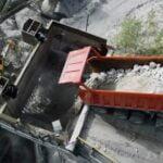 کامیونهای بدون رانندهی ولوو در معادن