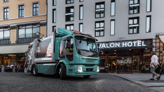 سرانجام کامیونهای الکتریکی ولوو به بازار عرضه شد