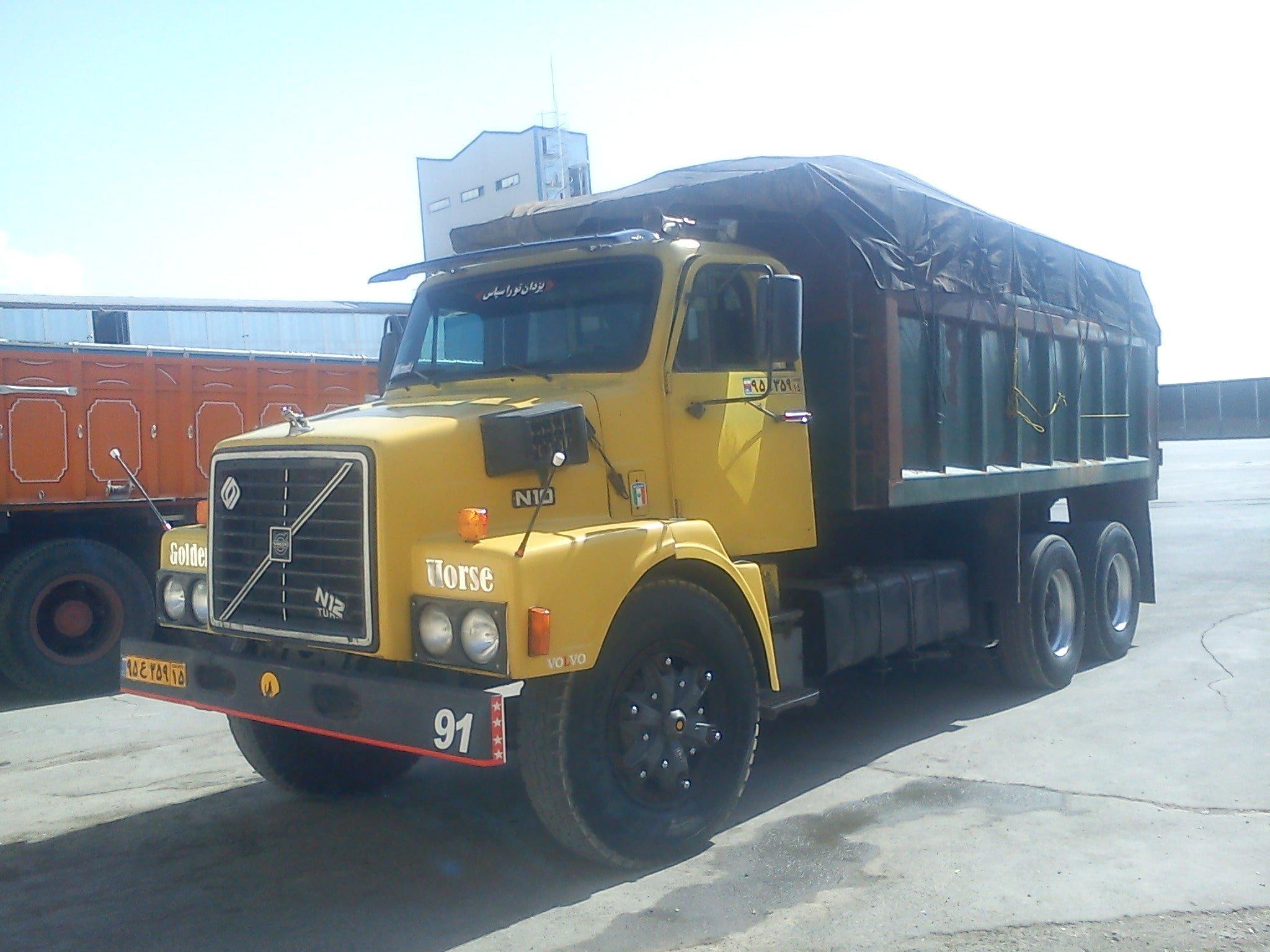 5 موردی که باید در مورد کامیونهای دیزل بدانید