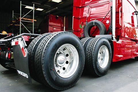 آسانبار،آسان پدیا،توزیع سیستمی لاستیک خودروهای سنگین از خرداد ماه جاری آغاز می شود