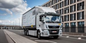 معرفی 5 کامیون برتر تمام الکترونیکی-آسانبار-آسانپدیا