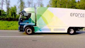 معرفی 5 کامیون برتر تمام الکترونیکی-آسانپدیا-آسانبار